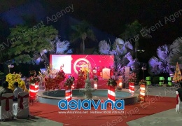 Tiệc tất niên Otran Logistics 2018